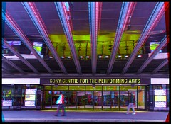 Sony Center For The Performing Arts 3-D ::: HDR/Raw Anaglyph Stereoscopy (Stereotron) Tags: urban toronto architecture modern radio canon eos stereoscopic stereophoto stereophotography 3d downtown raw control contemporary sony citylife streetphotography kitlens twin anaglyph financialdistrict stereo stereoview to remote spatial 1855mm hdr redgreen tdot 3dglasses hdri transmitter stereoscopy synch anaglyphic optimized in threedimensional hogtown stereo3d thequeencity cr2 stereophotograph anabuilder thebigsmoke synchron redcyan 3rddimension 3dimage tonemapping 3dphoto 550d torontonian stereophotomaker 3dstereo 3dpicture anaglyph3d yongnuo stereotron