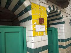 Moseley Road Baths05 (AlanOrganLRPS) Tags: alarm swimming victorian baths emergency cuts moseley listedbuilding austerity slipperbaths emergencybutton