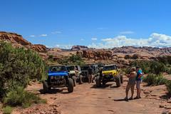 moab-135 (LuceroPhotos) Tags: utah jeeps moab cliffhanger jeeping