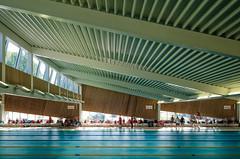 Harvey Hadden Sports Village, Nottingham (architectming) Tags: nottingham sports pool swimming village competition harvey hadden