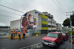 Collingwood workers - 3 (i-lenticularis) Tags: street people workers collingwood streetlife m9 zm25f28 12apr2016