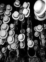 Casa del Sombrero (Stephan Harmes) Tags: bw white black hat hut sw sombrero panama schwarz panamahat hte weis panamahut