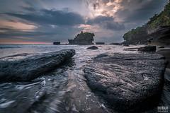Tanah Lot Seascape (davidgevert) Tags: sunset bali seascape indonesia landscape nikon ultrawide tanahlot d800 travelphotography landscapephotography 14mm balinesetemple nikon1424mmf28 nikond800 sunsetseascape davidgevert gevertphotography