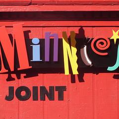 no place for vegetarians (msdonnalee) Tags: shadow sign facade ombra sombra ombre fachada facciate commercialfacade