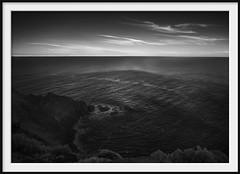 mare vaporum (Andrew C Wallace) Tags: blackandwhite bw seascape ir coast australia victoria infrared phillipisland m43 capewoolamai microfourthirds olympusomdem5