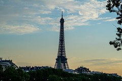 Eiffel tower Paris (Jan_Lewandowski) Tags: paris france tower outdoor eiffel 2016