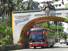 One MAN Power (Joniel Joseph) Tags: philippines roadtrip cubao manag tiaongquezon busesinthephilippines delmontemotors dltbco delmontelandtransportationbuscompany manr3918350 d2066loh12 easternvisayasline