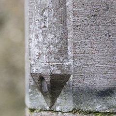 Rosserk Friary Round Tower Carving detail (backpackphotography) Tags: ireland ruins ruin carving mayo carvings friary franciscan rosserkfriary rosserk backpackphotography