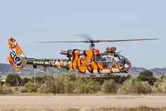 Nato Tigermeet 2016 : ALAT SA342M Gazelle 3862/GAL of 3RHC (Hermen Goud Photography) Tags: france zaragoza gal gazelle 2016 ntm alat 3862 natotigermeet sa342m 3rhc ntm16