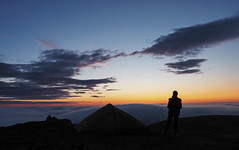 P Gulltanna . (gunnarhafss) Tags: solnedgang sunset fjell mountain gulltanna landskap landscape nature natur norge norway gunnarhafsaas gunnarhafss mreogromsdal