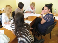 """EMEE workshop for museum professionals on """"bridging the gap"""" at Bulgarian National Polytechnic Museum • <a style=""""font-size:0.8em;"""" href=""""http://www.flickr.com/photos/109442170@N03/27403270064/"""" target=""""_blank"""">View on Flickr</a>"""