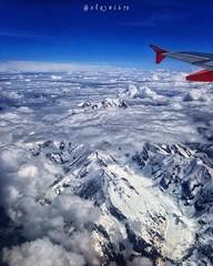 (clavis79) Tags: cielo neve montagna easyjet montebianco