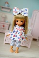 Lovie - Little Model (Carla Benham) Tags: white tan sp belle beloved lovie lati lwsp
