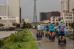 New Orleans Riverwalk Segway Tour (Tony Webster) Tags: skyline us louisiana unitedstates neworleans mississippiriver segway riverwalk segways tourgroup segwaytour