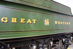 4000 (Star) Class 4003 Lode Star 17-06-2016 NRM.4 (routemaster2217) Tags: york train railway loco locomotive britishrail steamengine nrm nationalrailwaymuseum lodestar gwr steamlocomotive 460 britishrailways greatwesternrailway 4003 starclass 4000class