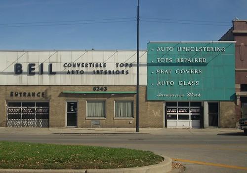 auto supply shop, Edgewater, Chicago