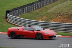 Ferrari F430 Scuderia Spider  - 20160604 (9794) (laurent lhermet) Tags: sport ferrari collection et ferrarif430 levigeant ferrarif430spider valdevienne sportetcollection ferrarif430scuderia circuitduvaldevienne sel55210 sonya6000 sonyilce6000