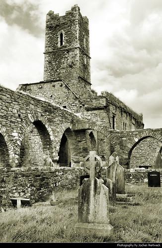Timoleague Abbey, Timoleague, Ireland