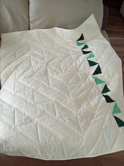Emerald-lap-quilt_000014 (irina_vykhrestiuk) Tags: modern quilt handmade homemade twin kid child patchwork bedding bed quilting memory throw