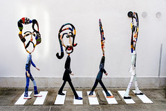 Abbey Road, Venice (Pa_blo) Tags: venice art abbeyroad minimalism thebeatles