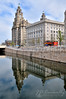 Liverpool Views (Jason Connolly) Tags: liverpool reflections merseyside wetreflections nwengland theroyalliverbuilding thecunardbuilding
