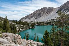 First Lake (pixelmama) Tags: california easternsierras bigpine johnmuirwilderness inyonationalforest firstlake getoutthere pixelmama bigpinecreeknorthforktrail