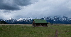 GTY_0146 (Kerri M.) Tags: wyoming grandtetonnationalpark mormonrow barns nationalparks teton tetonrange
