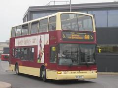 East Yorkshire 670 80EYC Hull Interchange on 44 (1280x960) (dearingbuspix) Tags: 670 eastyorkshire eyms 80eyc yy52lck