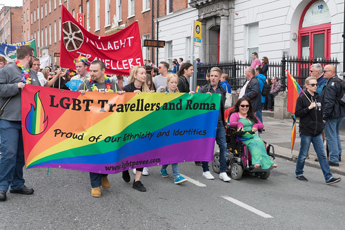 PRIDE PARADE AND FESTIVAL [DUBLIN 2016]-118134