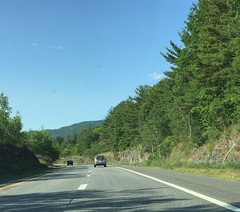 IMG_1727 (daach14@sbcglobal.net) Tags: usa vermont nature outdoor green photo trip travel sky blue woods trees forest beauty life moutain rock rocks view iphone6 panorama