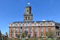 Boulogne-sur-Mer (Pas-de-Calais) - Hôtel de Ville