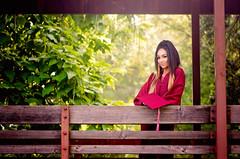 Amanda (Simplymichelle) Tags: bridge school trees summer senior girl beautiful high pretty bokeh graduation cap lovely gown actionsandtexturesbymichellenicole