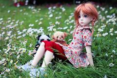 Olive (Lucy-Loves?) Tags: olive bjd ganga balljointeddoll dollstown dollstown7