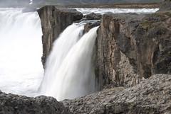 Goafoss, Iceland (Tiphaine Rolland) Tags: water waterfall eau falls cascade goafoss