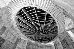 Basilica Gospe Solin Croatia I (Swissrock) Tags: bw church architecture blackwhite kunst croatia structure architektur lightroom nikond700
