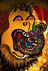 antique puking monster (achyalien) Tags: photography photographer photos pics artisticphotography naturephotography actionphotography landscapephotography abstractphotography surrealphotography mobilephotography astronomyphotography digitalcameraphotography psdphotography achyalien achyalienflickr achyalienco dslrcameraphotography jacobaa