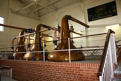 Talisker Plain Spirit Stills (Alan-Jamieson) Tags: skye scotland isleofskye whisky distillery singlemalt diageo talisker whiskydistillery whiskystills taliskerwhisky whiskyproduction