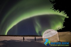 Aurora Bubbles (The Aurora Zone) Tags: winter portrait sky panorama snow nature night finland reindeer outdoors lights solar wildlife arctic aurora lapland northern timo northernlights auroraborealis borealis cme maximum 2013 top20aurora flickraward stunningskies aurorachase