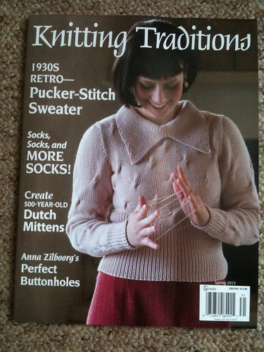 Lucky Win... Knitting Traditions