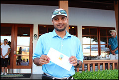 Raffle Winner (bandarji) Tags: golf winner raffle wentevineyards homeofhope