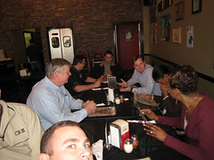 "Monthly Taco Mac Safety Meeting • <a style=""font-size:0.8em;"" href=""http://www.flickr.com/photos/78874535@N07/8729142982/"" target=""_blank"">View on Flickr</a>"