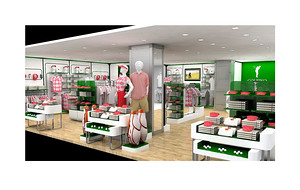 More brands More Retail Design