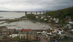 2013-05-12 (dozydotes) Tags: northqueensferry forthbridges