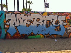 Venice (Mercy562) Tags: venice art graffiti losangeles vandal venicebeach graff bombing mercy