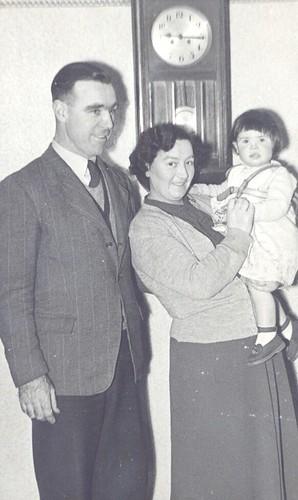 David and Phil Cochrane 1953