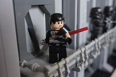 The Starkiller (N-11 Ordo) Tags: rebel star eclipse fight force lego hangar battle darth empire stormtrooper imperial lightsaber wars vader sith juno ordo the moc unleashed n11 starkiller