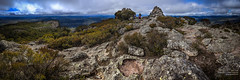 The Cairn (Shaun Johnston) Tags: queensland summit cairn boonah southeastqueensland mountmaroon brisbanebushwalkers mountbarneynationalpark