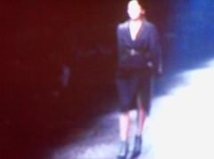 (decandace) Tags: girl fashion tv model runaway tvscreen ftv