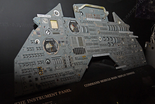 Apollo Command Module Dashboard