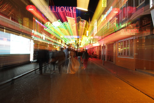 Reeperbahn @ Night